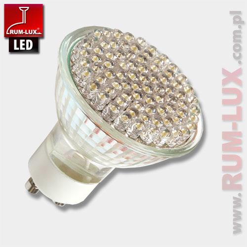 Żarówka LED-HAL-60 x LED GU10 ZB